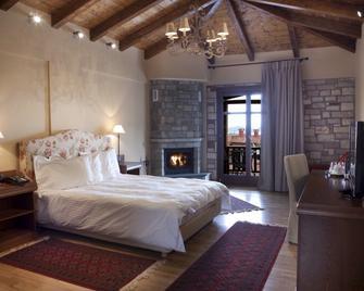 Kazarma Lake Resort & Spa - Kalivia - Bedroom
