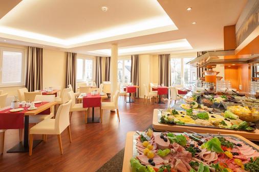 Moin! Hotel Cuxhaven - Cuxhaven - Thức ăn