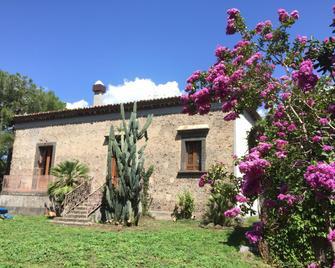 Agriturismo Sole di Sicilia - Randazzo - Gebäude