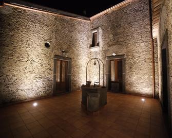 Agriturismo Sole di Sicilia - Randazzo - Binnenhof