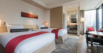 Jr Kyushu Hotel Blossom Shinjuku - Tokyo - Bedroom