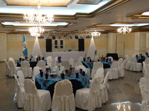 Hotel Royal Palace - Ciudad de Guatemala - Αίθουσα συνεδριάσεων
