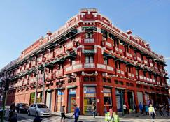 Hotel Royal Palace - Guatemala City - Building