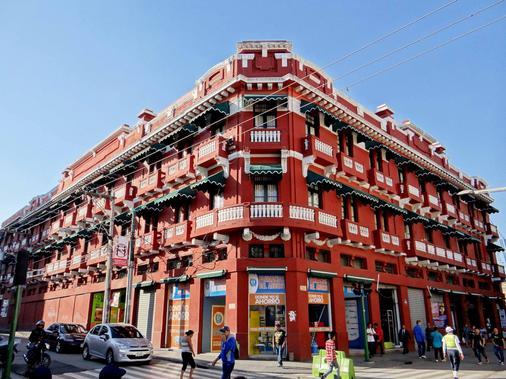 Hotel Royal Palace - Ciudad de Guatemala - Κτίριο