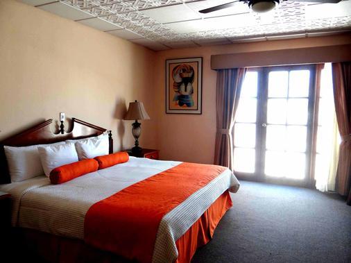Hotel Royal Palace - Ciudad de Guatemala - Κρεβατοκάμαρα
