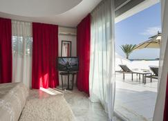 The Sindbad - Hammamet - Living room