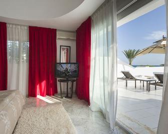 The Sindbad - Hammamet - Living room