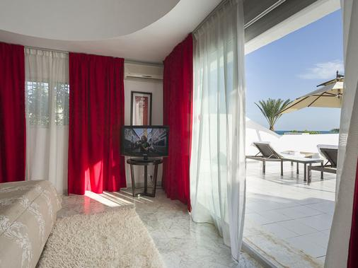 The Sindbad - Hammamet - Sala de estar