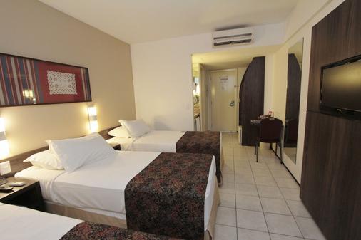 Hotel Sonata de Iracema - Fortaleza - Phòng ngủ