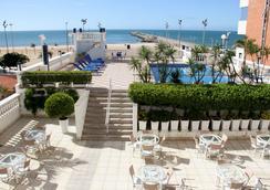Hotel Sonata de Iracema - Fortaleza - Bể bơi