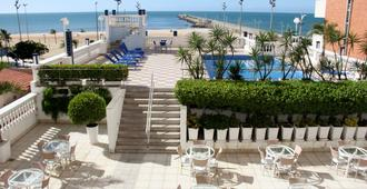 Hotel Sonata de Iracema - Fortaleza - Piscina