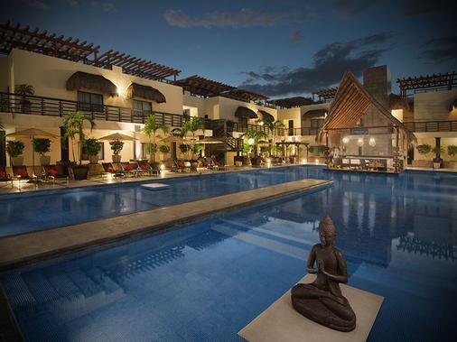 Aldea Thai Luxury by Mistik - Playa del Carmen - Toà nhà
