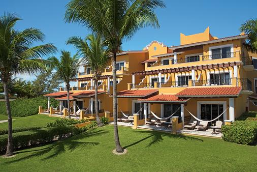 Secrets Capri Riviera Cancun - Adults Only - Playa del Carmen - Rakennus