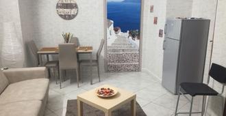 Gianna's home spa privata - Pozzuoli - Sala de estar