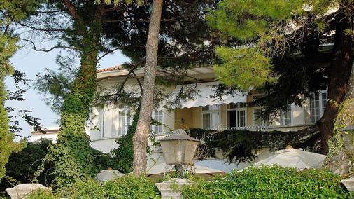 Hotel Villa Mabapa - Βενετία - Κτίριο