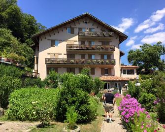 Hotel Parco Erosa - Abbadia San Salvatore - Edificio