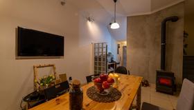 Hostel Przymorze - Gdansk - Sala de estar
