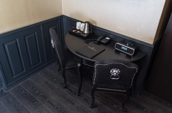 聖尼古拉哈斯酒店 - 阿姆斯特丹 - 阿姆斯特丹 - 客房設備