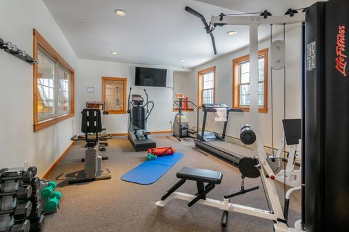 Grey Fox Inn - Stowe - Gym