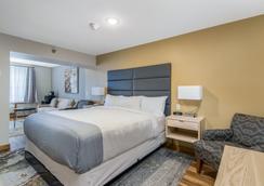 Grey Fox Inn - Stowe - Bedroom