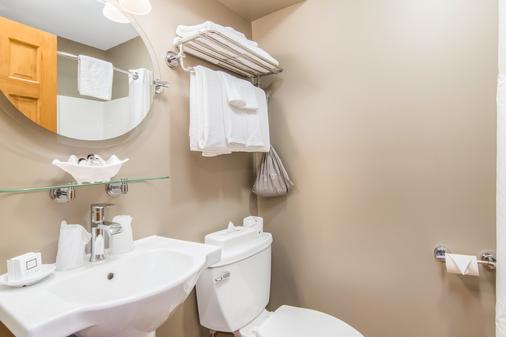 Grey Fox Inn - Stowe - Bathroom