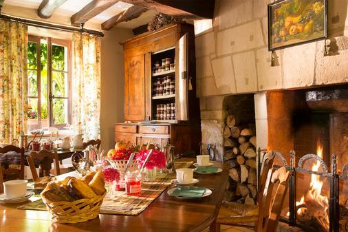 Hôtel Diderot - Chinon - Dining room