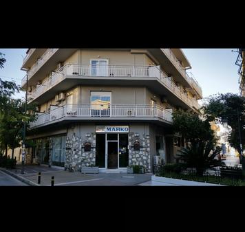 Hotel Marko - Loutraki - Building