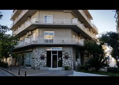 Hotel Marko - Loutraki - Edifício