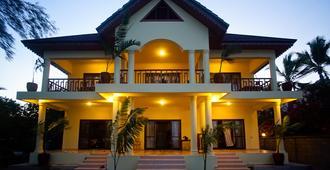 Ifa Beach Resort - Jambiani - Gebäude