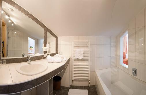 Aktiv Panoramahotel Daniel - Oetz - Bathroom