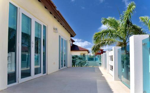 Arubiana Inn - Oranjestad - Parveke