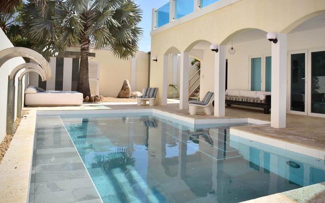 Arubiana Inn - Oranjestad - Pool