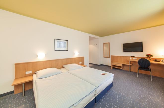 Novum Hotel Seegraben Cottbus - Cottbus - Bedroom