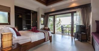 Koh Phangan Pavilions - Κο Πα Νγκαν - Κρεβατοκάμαρα