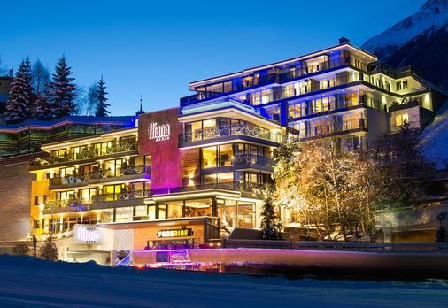 Hotel Fliana - Ischgl - Building