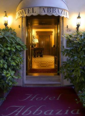 Hotel Abbazia - Venice - Toà nhà