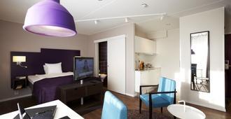 Hotel Finn - Lund - Habitación