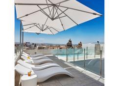 格拉納達五味套房旅館 - 格拉納達 - 格拉納達 - 露天屋頂