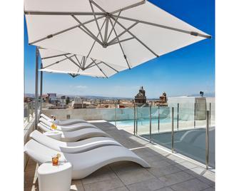 Granada Five Senses Rooms & Suites - Grenade - Terrasse