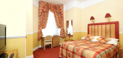 Hyde Park Radnor Hotel - London - Schlafzimmer
