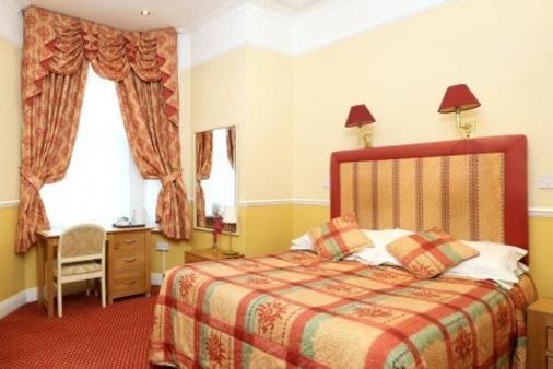 Hyde Park Radnor Hotel - London - Bedroom