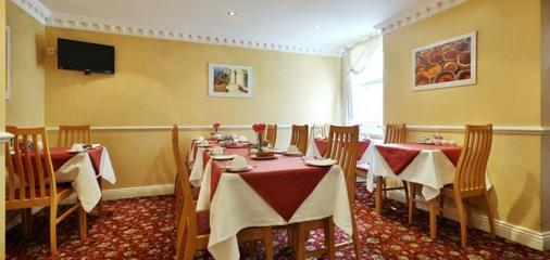 Hyde Park Radnor Hotel - London - Dining room