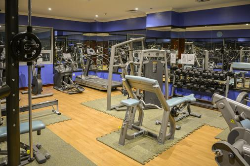 Golden Ocean Hotel - Doha - Gym