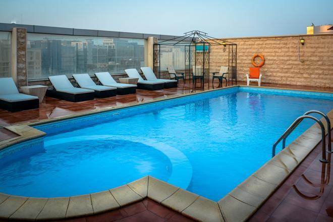 Golden Ocean Hotel - Doha - Havuz