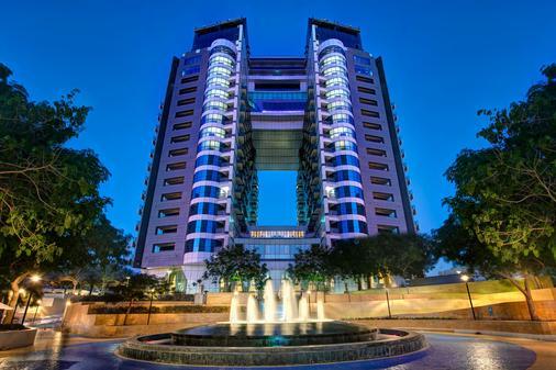 Dukes The Palm, a Royal Hideaway Hotel - Dubai - Building
