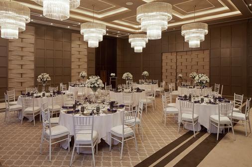 Dukes The Palm, a Royal Hideaway Hotel - Dubai - Banquet hall