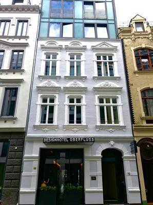 Designhotel Überfluss - Bremen - Rakennus