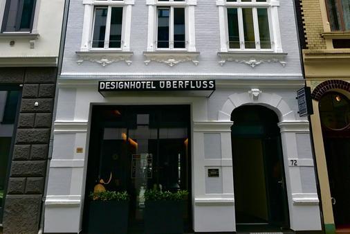 Designhotel Überfluss - Βρέμη - Κτίριο