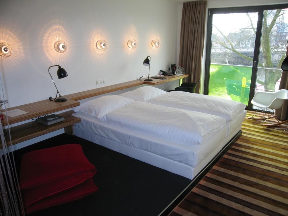 Designhotel Überfluss ab 103 € (1̶7̶3̶ ̶€̶). Bremen Hotels - KAYAK