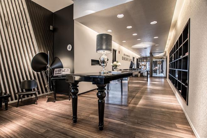 ÜberFluss 設計酒店 - 布萊梅 - 不來梅 - 櫃檯